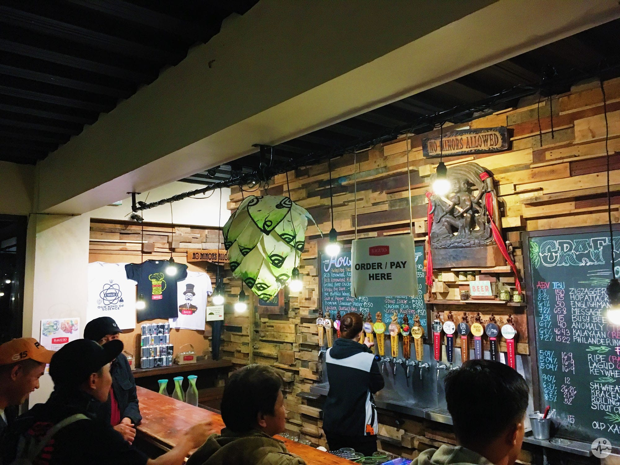Photo of Baguio Craft Brewery Hipster Bar