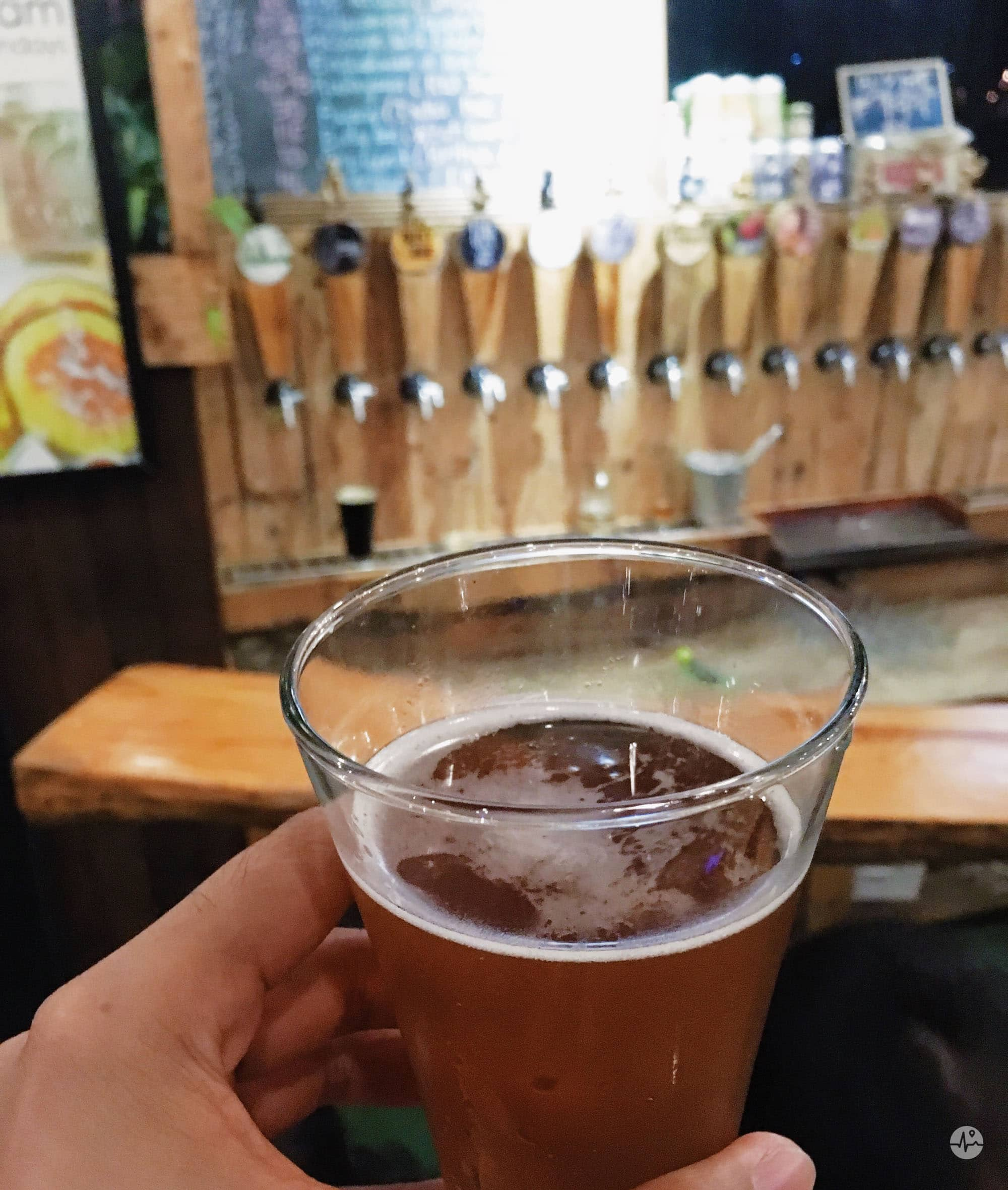 Photo of Ripe Passion Fruit Beer in Baguio Craft Brewery