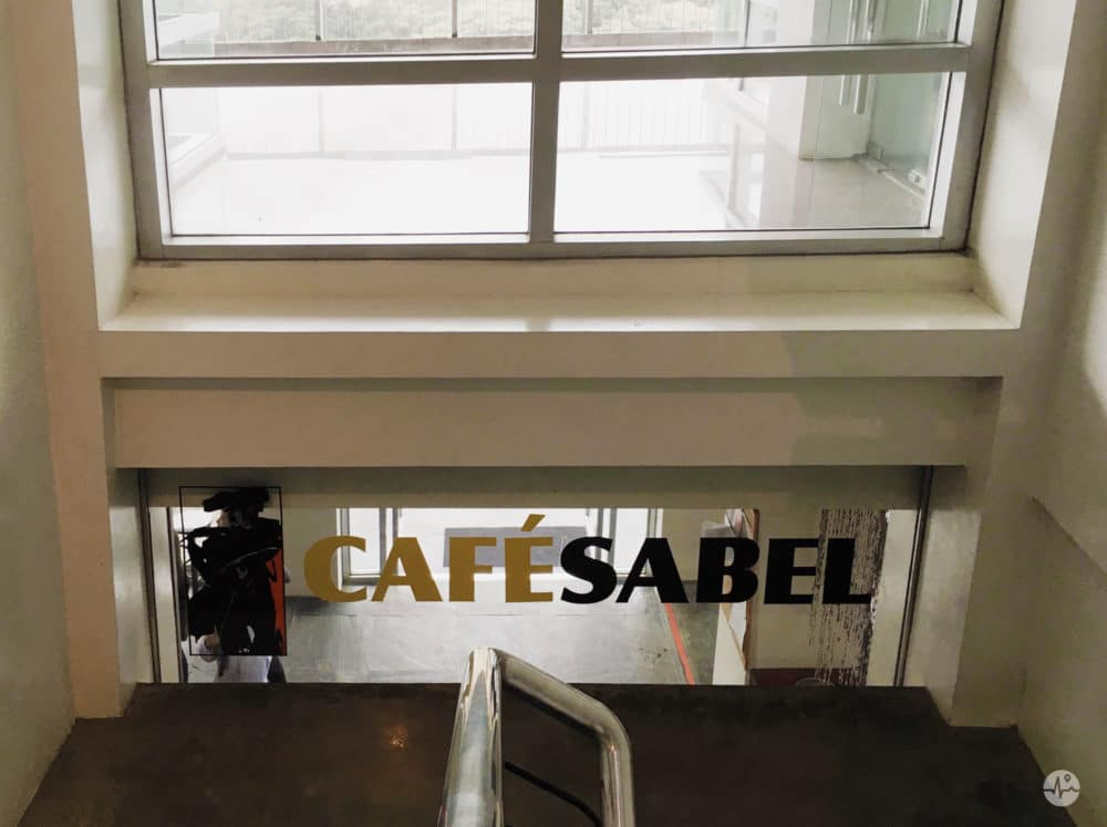 Photo of Cafe Sabel in BenCab Museum