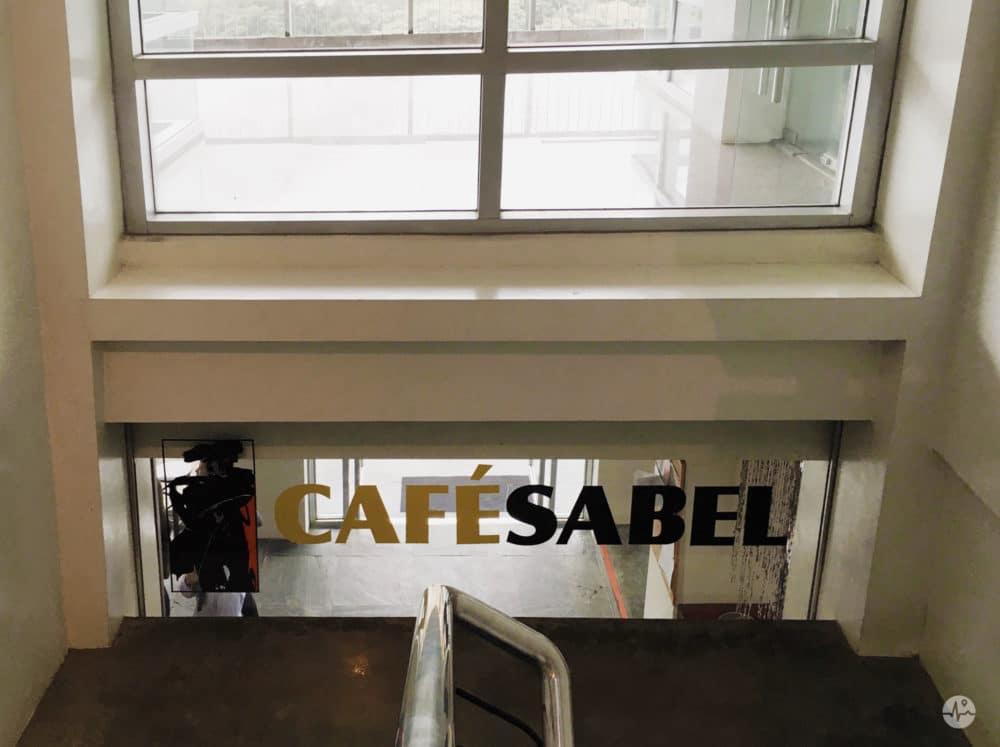 Photo of Cafe Sabel in BenCab Museum