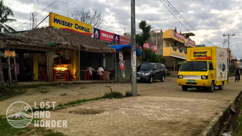 Mister Donut in Tabuk City, Kalinga