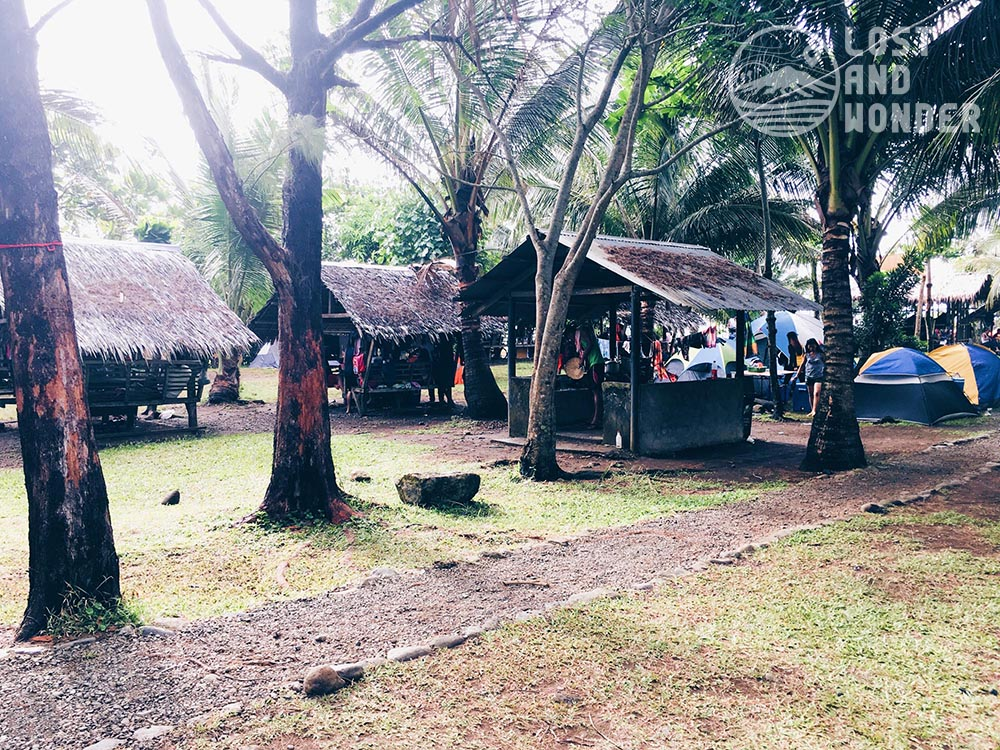 Inside Pacific Recreation Kamp in Real Quezon