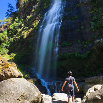 Picture of Bomod-ok Falls in Sagada, Mountain Province