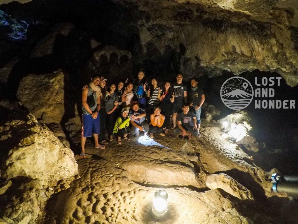 Sumaguing Cave conquered.