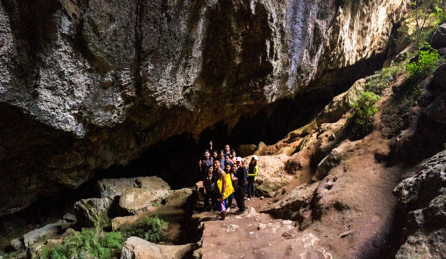 Photo of Sumaguing Cave Entrance in Sagada