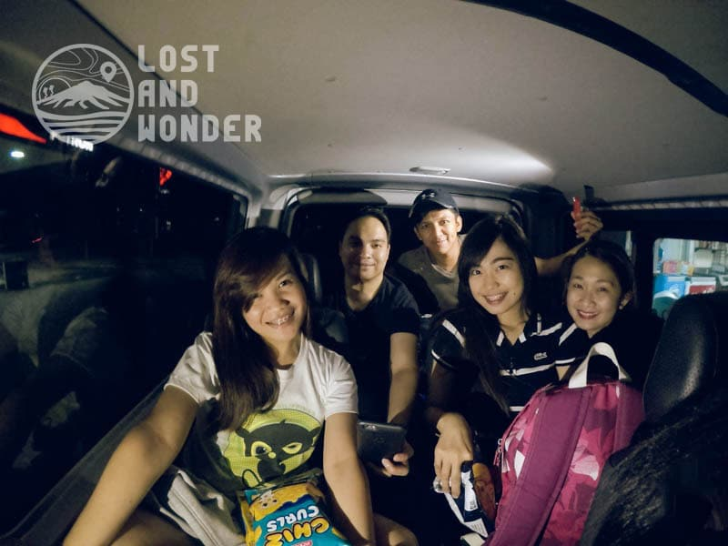 Photo of Friends going to Sagada