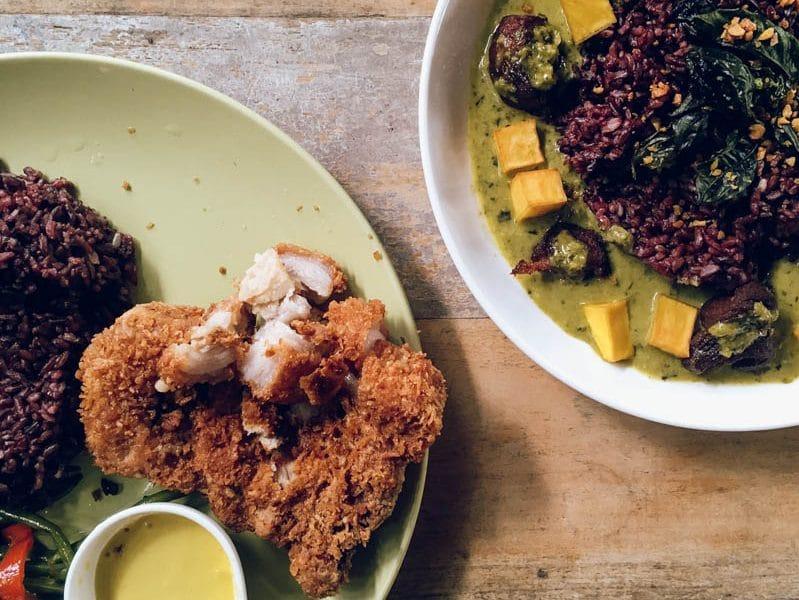Photo of flotsam and jetsam food