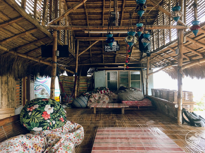 Photo of Bamboo Hut in Flotsam and Jetsam Hostel