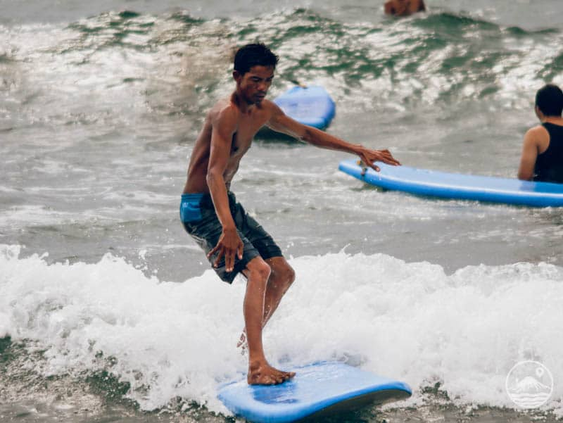 Photo of Surfing lessons by Flotsam and Jetsam in San Juan, La Union