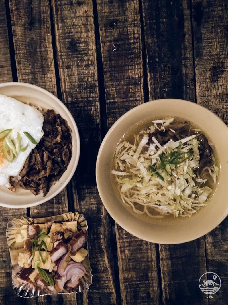 Photo of Tapa Tokwa't Baboy and Beef Mami in Tagpuan sa San Juan La Union