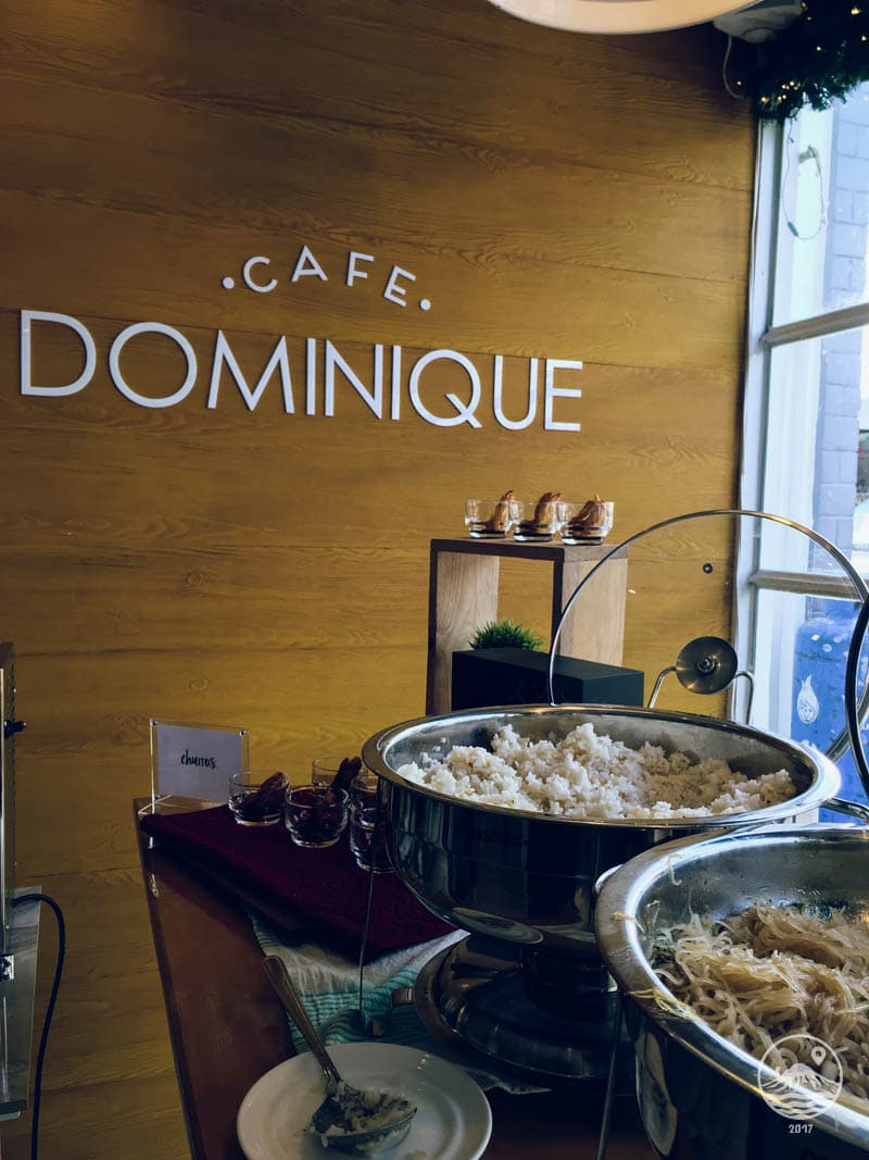 Photo of Cafe Dominique in West Triangle Quezon City