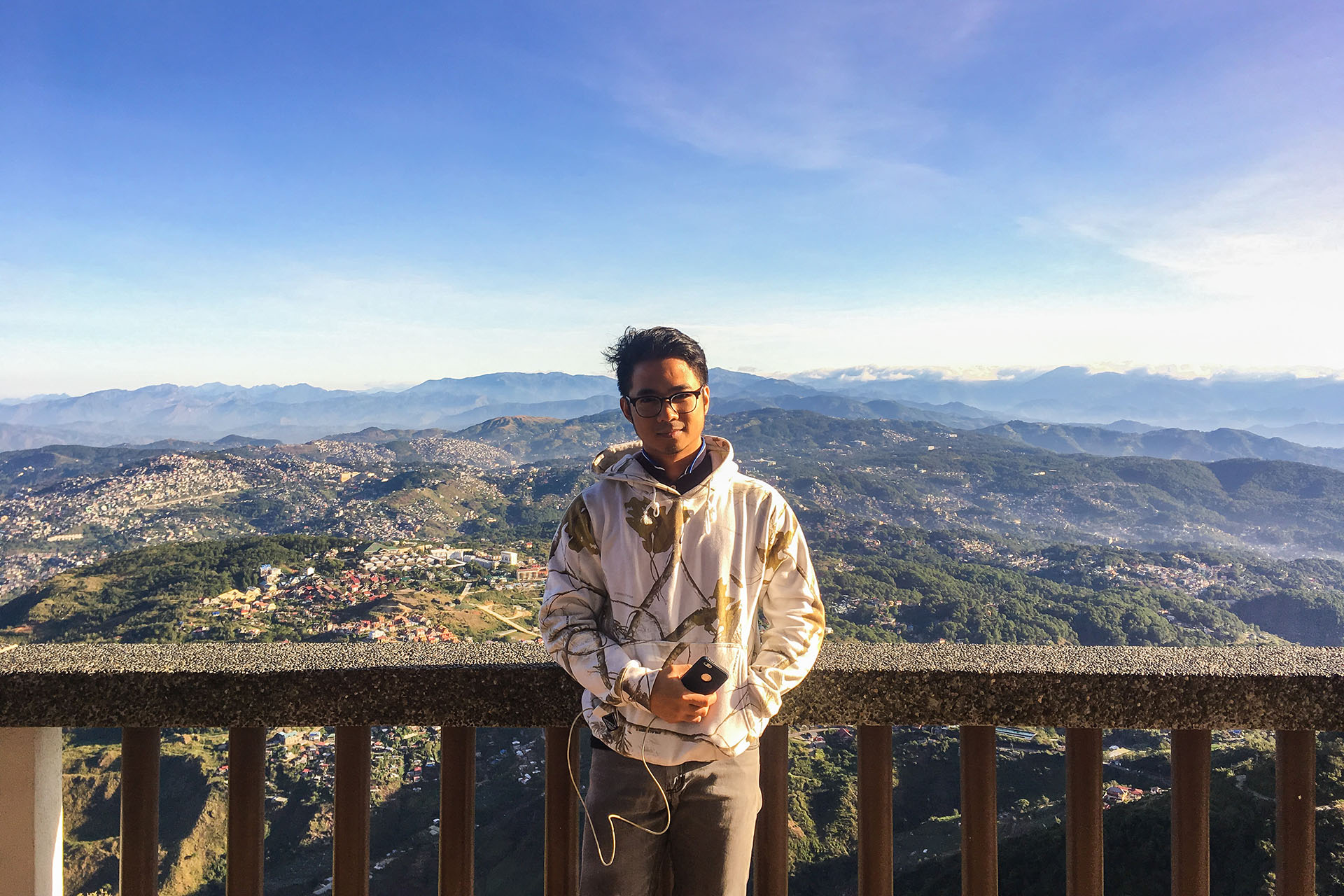 Photo taken in Cafe in the Sky Baguio City