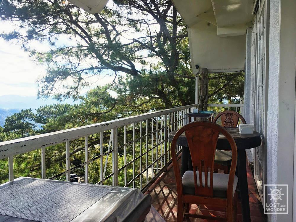 Photo: Balcony of Arca's Yard
