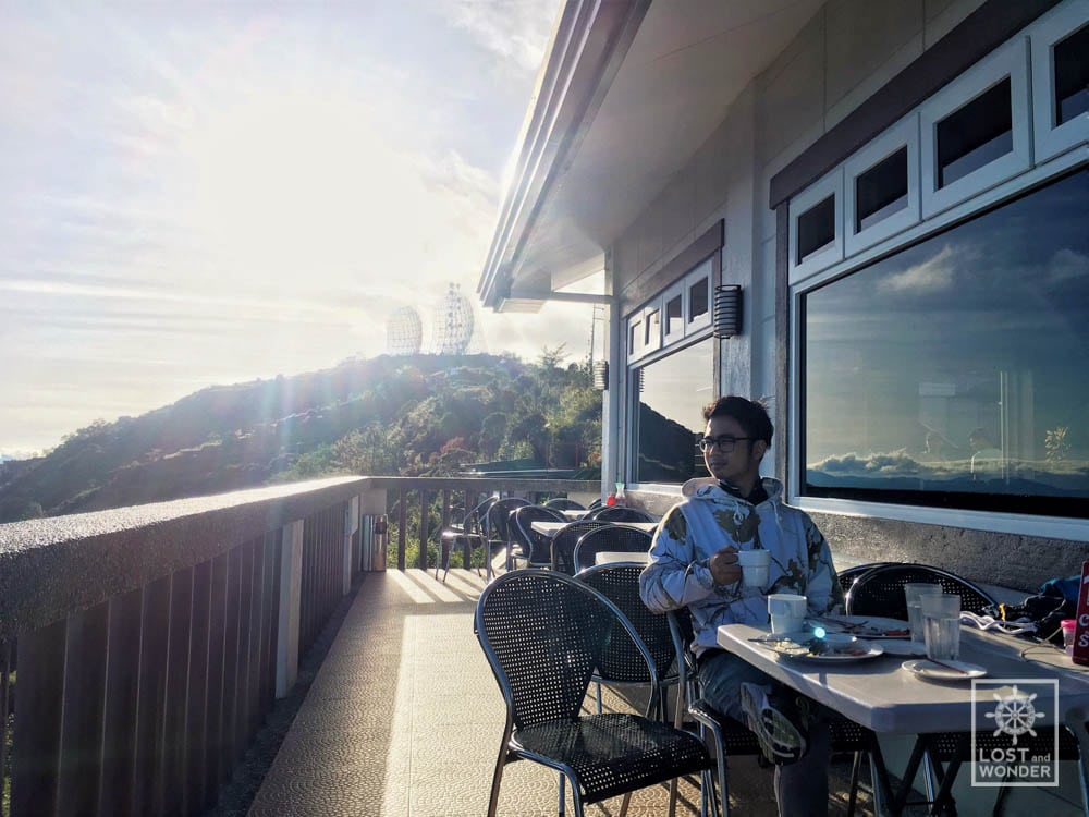 Cafe in the Sky: The Experience and Travel Guide - Lost and