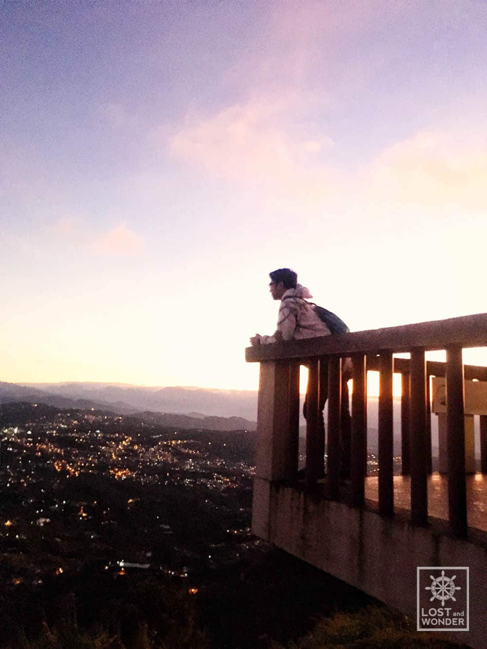 Photo: cafe in baguio, cafe in the sky
