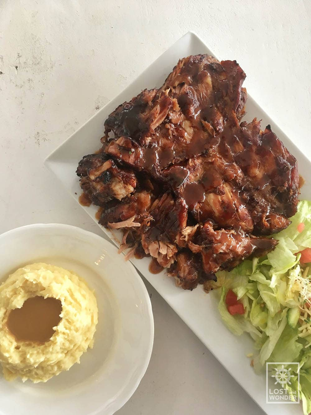 Photo of Lomo ribs in Baguio City - Canto Restaurant