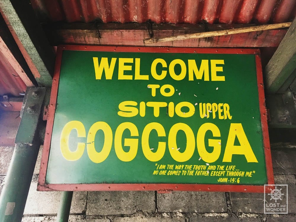 Photo of sitio upper cogcoga