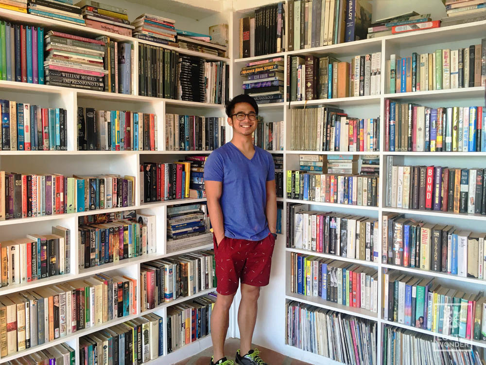 Photo: Arca's Yard Library