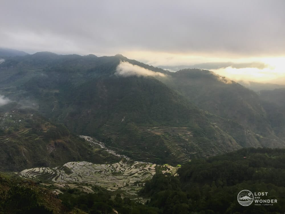 Photo at Kiltepan View in Sagada