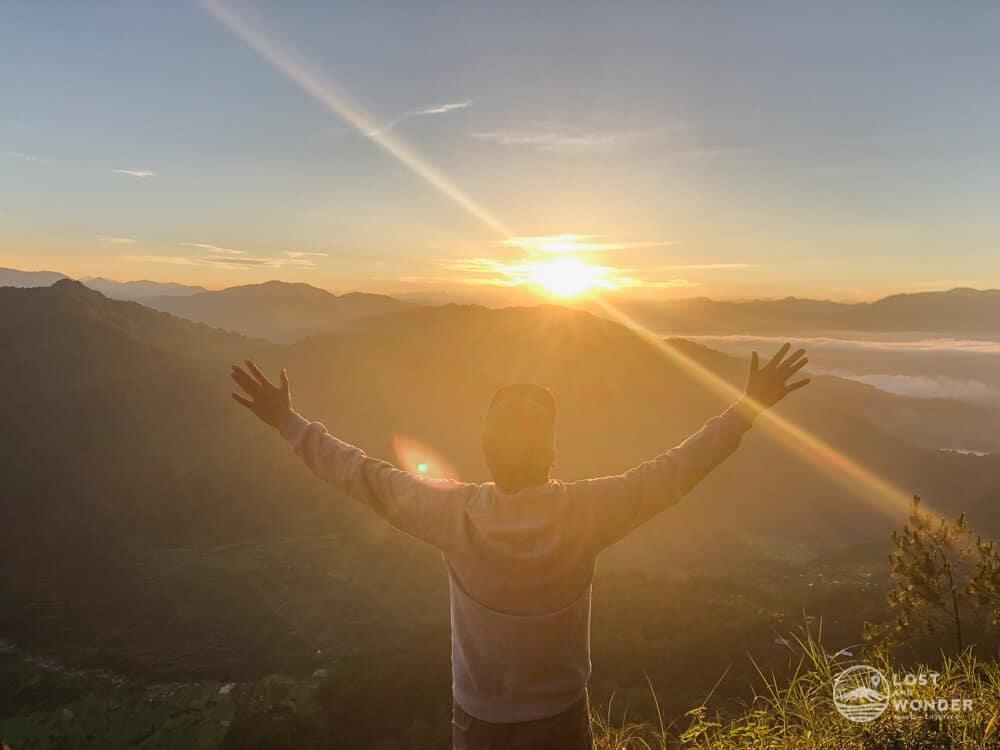Photo of Kiltepan View Sunrise in Sagada