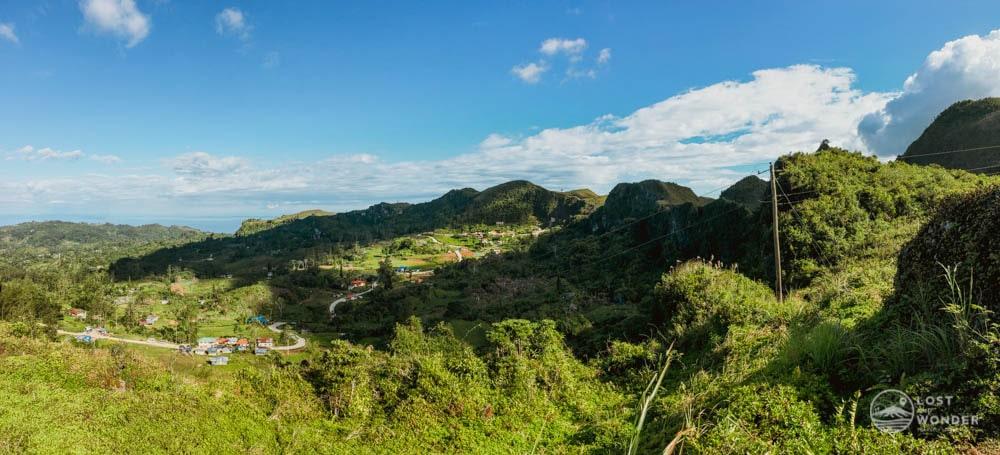 Photo of Mantalongon in Dalaguete, Cebu.