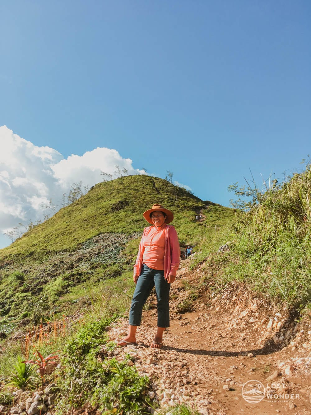 Photo of a tour guide in Cebu