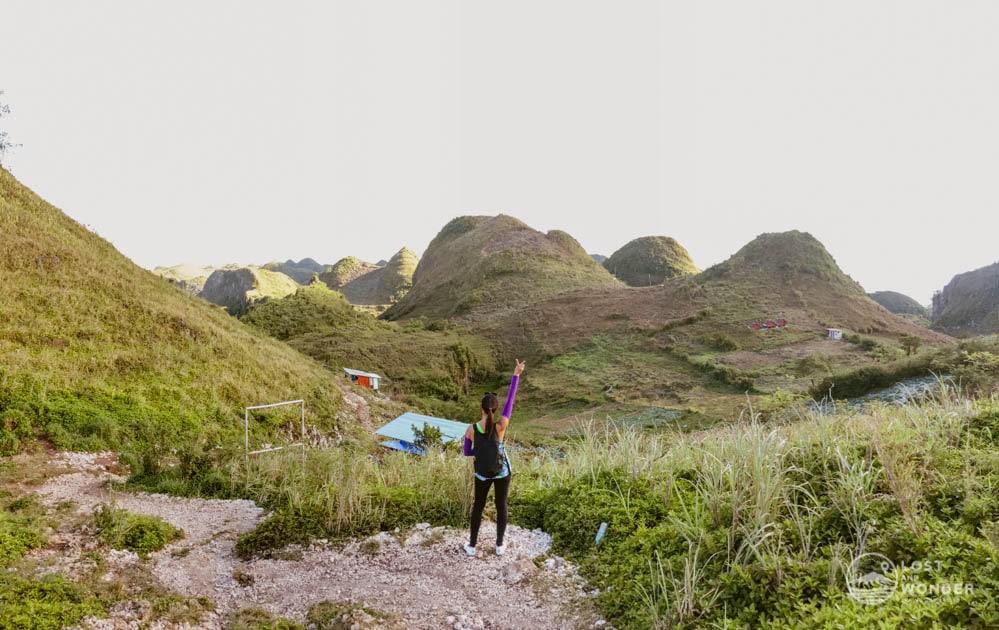 Photo of Osmena Peak Cebu