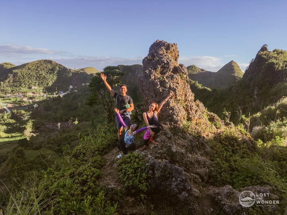 Photo at Osmena Peak Cebu