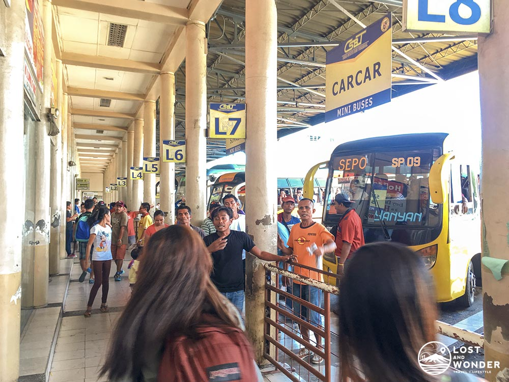 Photo of South Bus Terminal in Cebu City