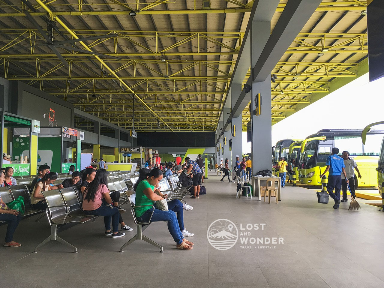 Photo of Ceres Bus North Terminal in Bacolod