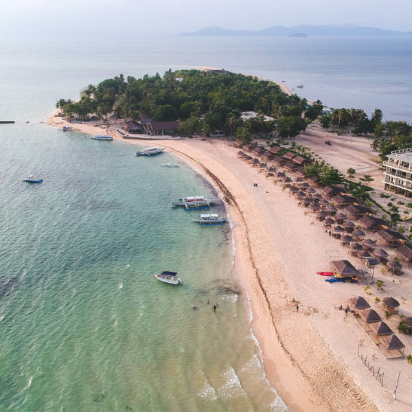 Photo of Lakawon Island