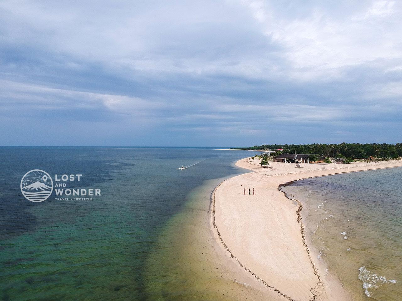 Photo of Sandbar in Lakawon Island