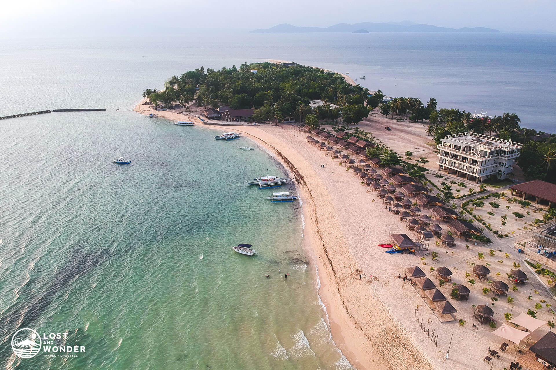 Photo of Lakawon Island