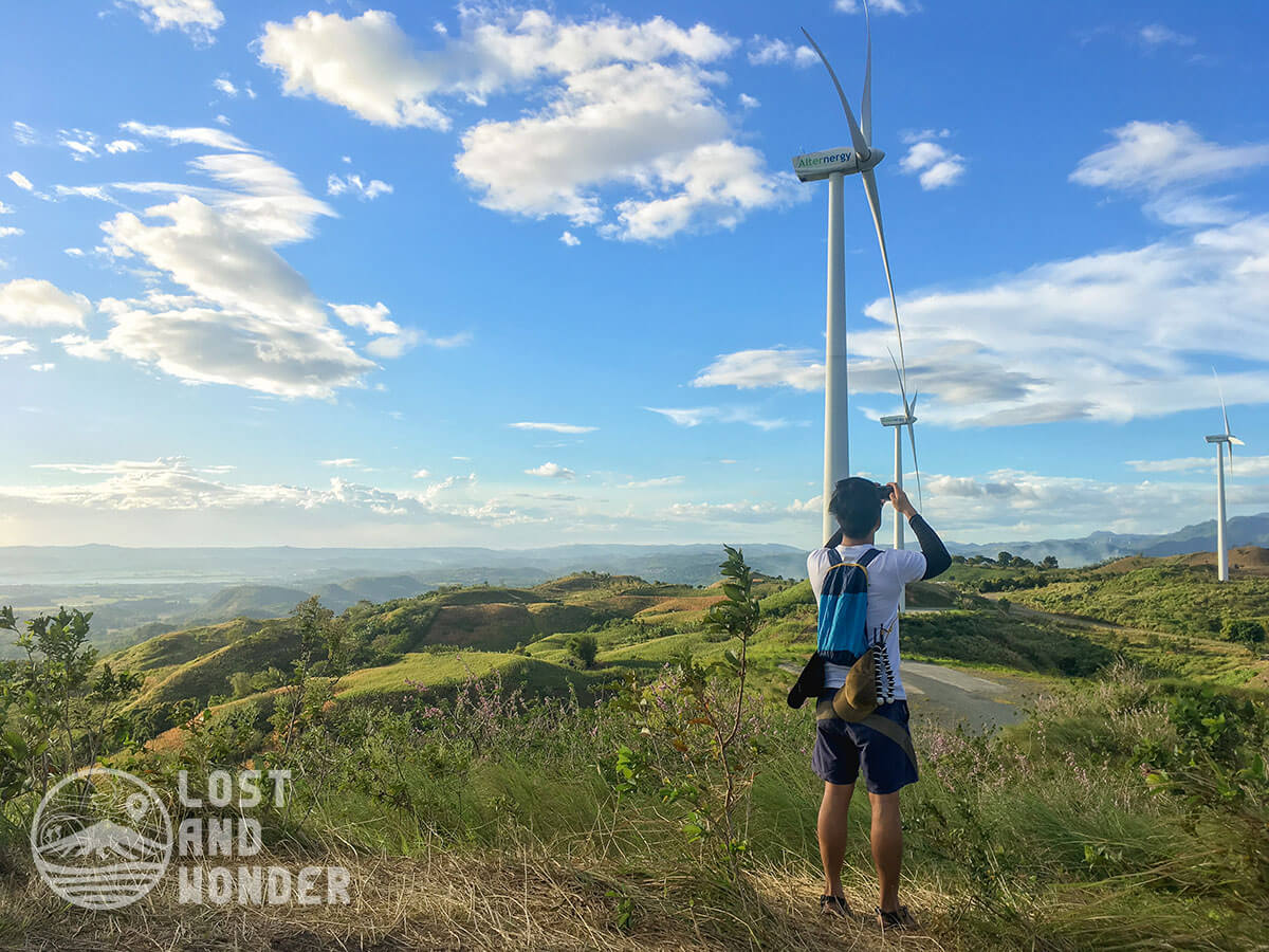 Photo of Pililla Wind Farm