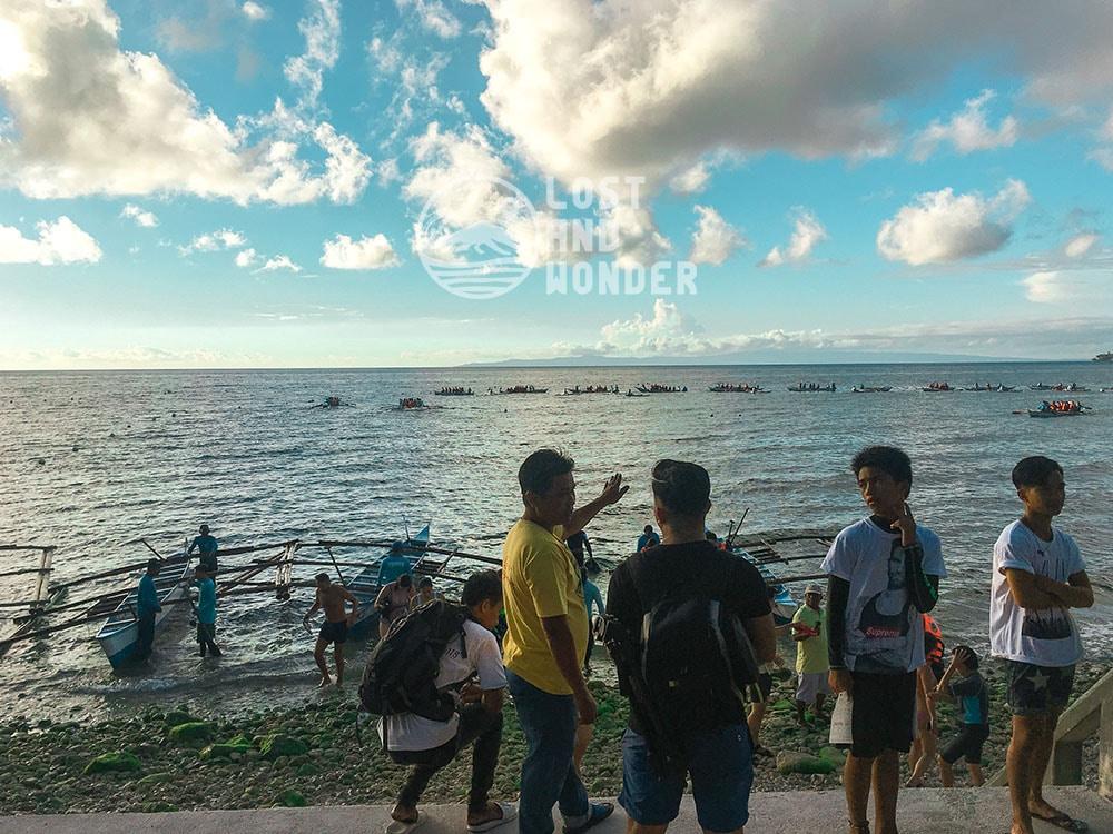 Photo of Oslob Whale Shark Watching in Cebu
