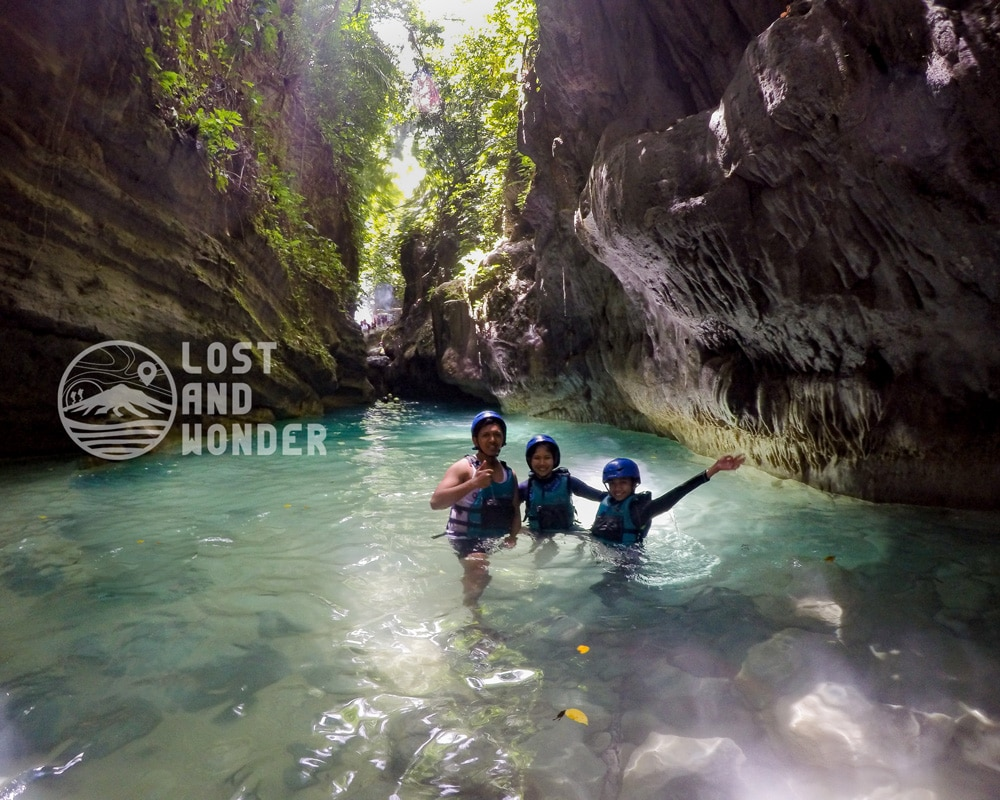 Photo of Kawasan Canyoneering